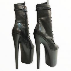 Тройки ботиночки для exotic dance с открытым носиком