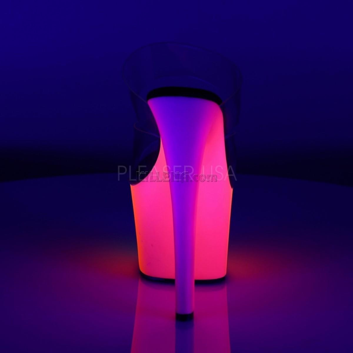 Разноцветные шлепанцы с двойными силиконовыми ремешками